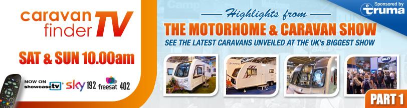 Caravan Finder TV