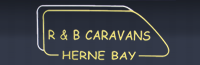 R and B Caravans Logo