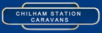 Chilham Station Caravans Logo
