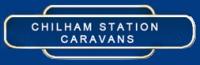 Chilham Station Caravans Logo