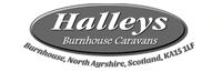 Halley Burnhouse Caravans Logo
