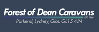 Forest Of Dean Caravans Logo