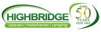 Highbridge Caravans (Devon) Logo