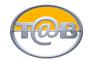 Tab Caravans logo