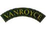 Vanroyce Caravans logo