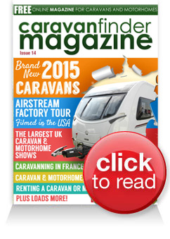 Caravan Finder Magazine Issue 14