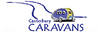 Canterbury Caravan Sales Logo Contact