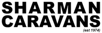 Sharman Caravans Logo